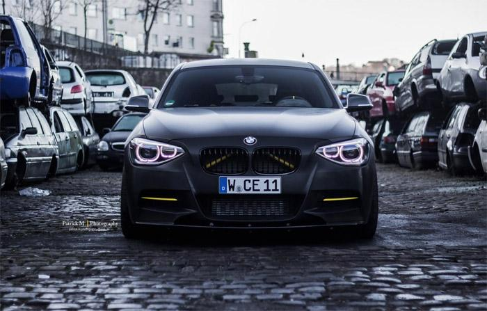 Manhart Modifikasiyalı BMW M135