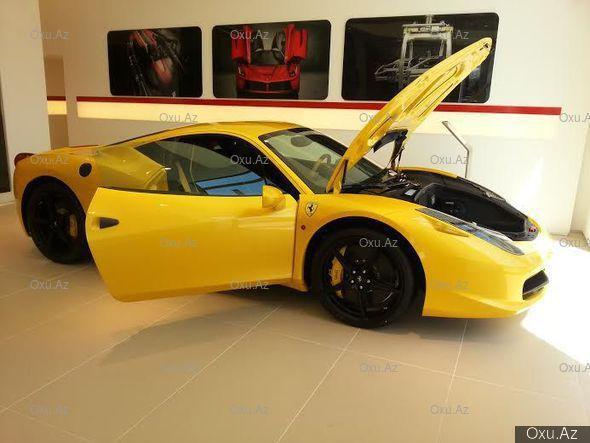 Bakıda yarım milyon manatlıq avtomobillər rəsmi satışa çıxarıldı – FOTO